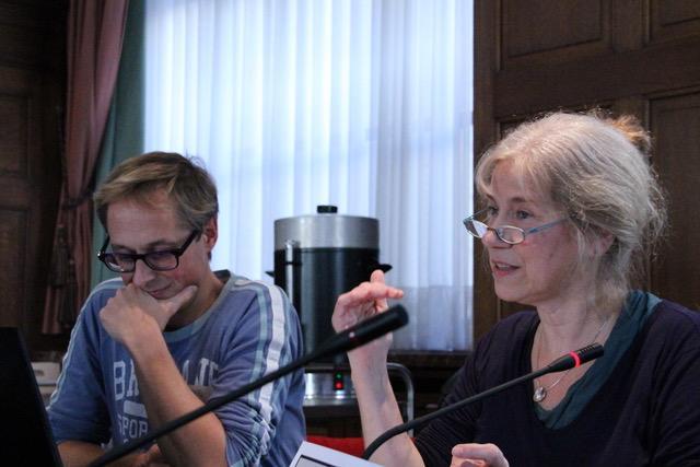 Jan en Hilde in actie