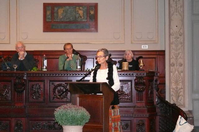 Agnes' lezing over de doodstraf